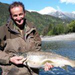 Una maxi cattura al lago di Poschiavo